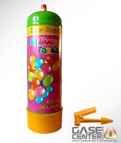Heliumzylinder 1,0 Liter