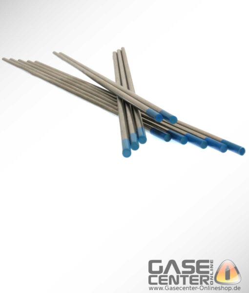 Wolfram Elektroden Blau
