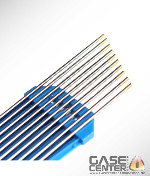 Wolfram Elektroden Gold Box