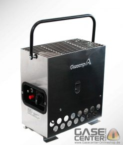 Heatbox Edelstahl