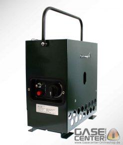 Heatbox Stahl Gruen