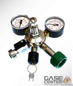 Druckminderer für Stickstoff Biergas Mischgas Lebensmittel