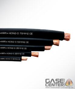 Massekabel 16mm 25mm 35mm 50mm 70mm H01N2-D HAR